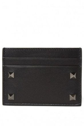 Valentino Leather Card Holder