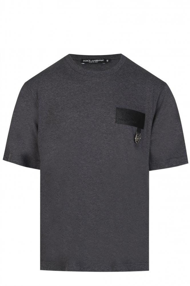 Logo-Patch Short-Sleeve T-shirt