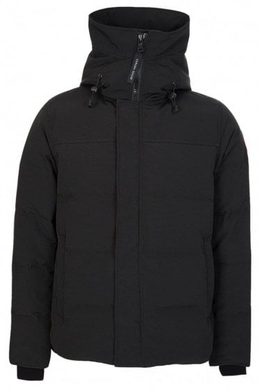 Canada Goose Mens Macmillan Quilted Shell Coat