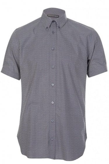 Mainline Alexander McQueen BP Shirt Navy