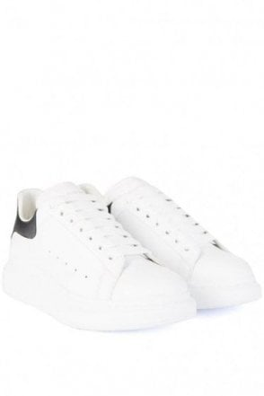 Mainline Alexander McQueen Rubber Sole Sneakers White