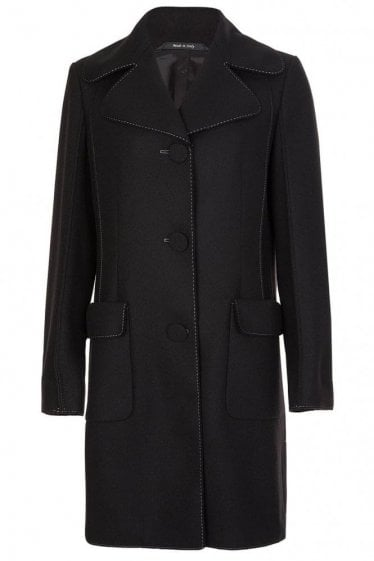 Maison Margiela Patch Pocket Coat