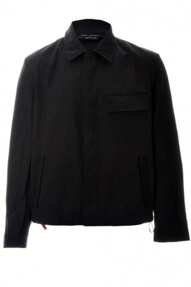 Marc Jacob Drawstring Jacket Black