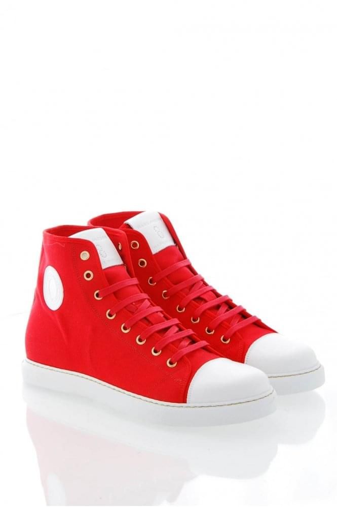 MARC JACOB Marc Jacobs High Top Sneakers