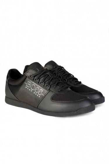 Maze Low Top NEO2 Trainers Black