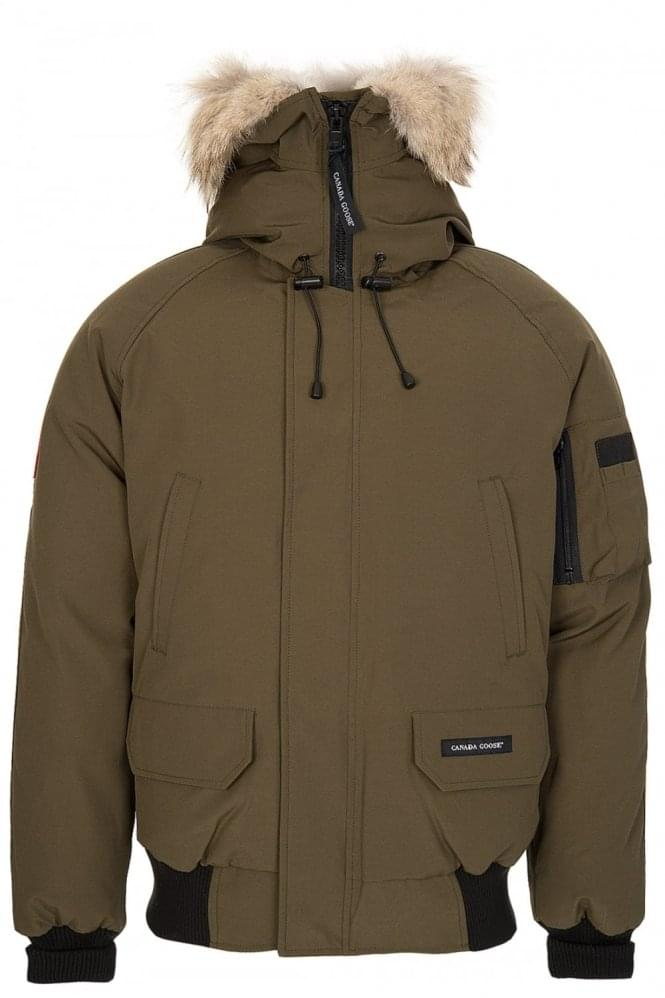 canada goose canada goose men 39 s chilliwack bomber jacket. Black Bedroom Furniture Sets. Home Design Ideas