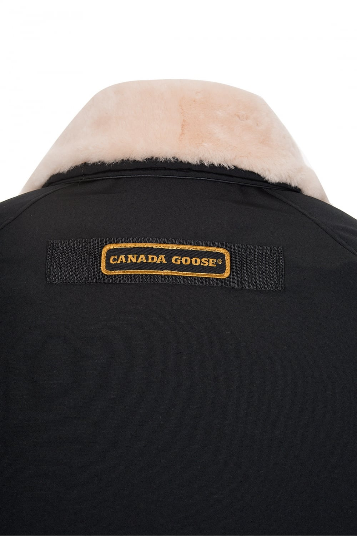 canada goose bomber mens uk