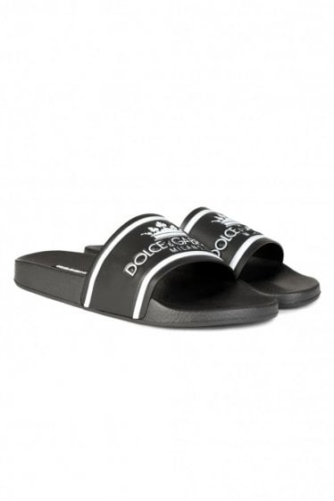 Milano Sliders Black