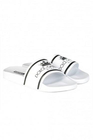 Milano Sliders White