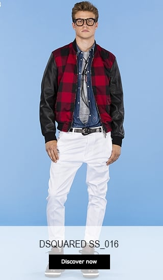 Dsquared Mens Collection