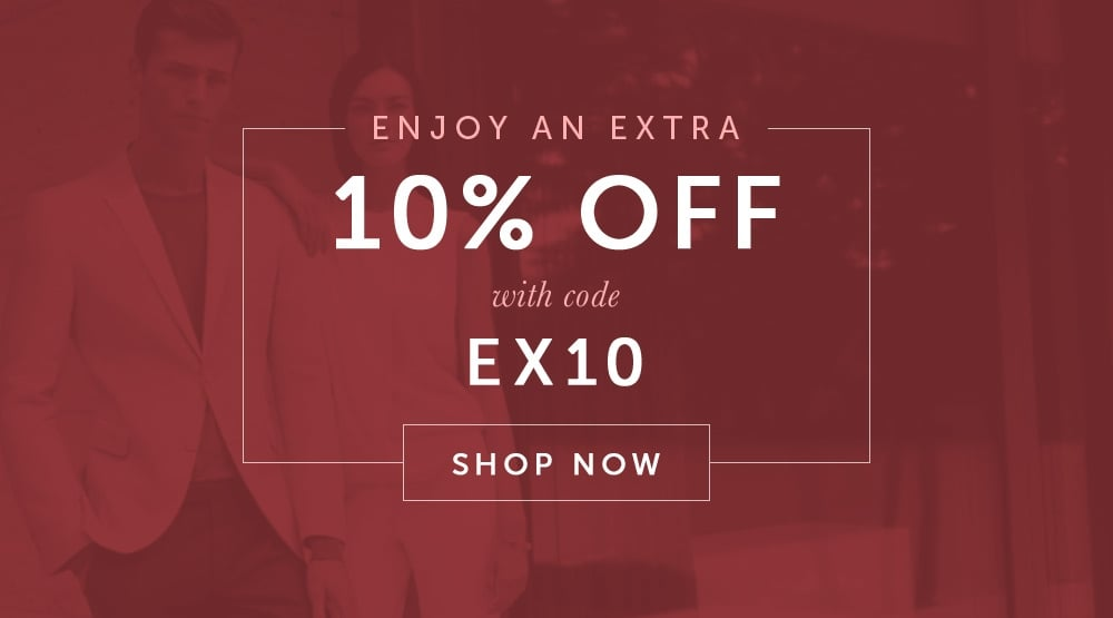 Enjoy Extra 10% Off Sale Items