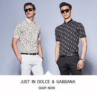 Just In Dolce & Gabbana