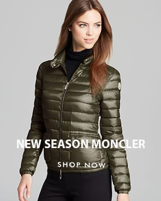 New in Moncler