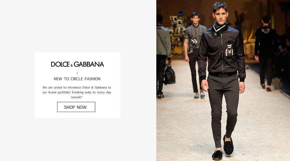 New Season Dolce & Gabbana