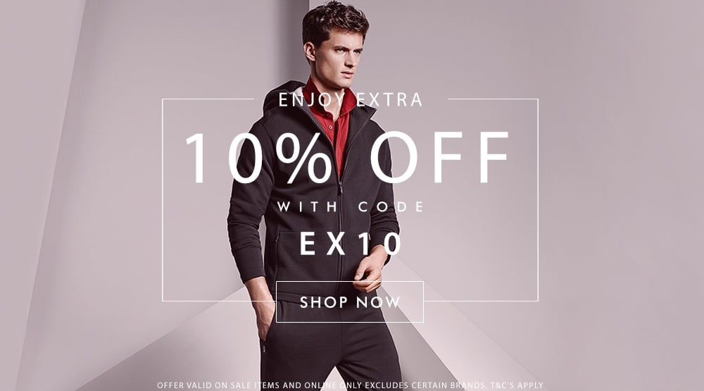 Extra !0% Off Sale Items