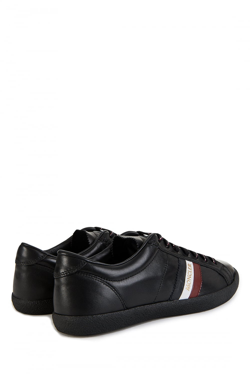 moncler trainers black