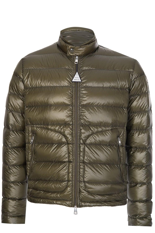 0c0a9b72a0e6 closeout moncler jacket khaki 71afb 6c4a7
