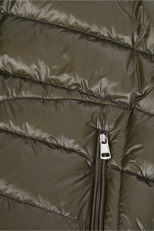 moncler jacket khaki