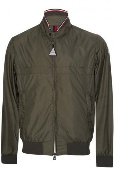 Moncler Albert Jacket Green