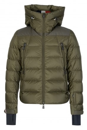 Moncler Camurac Quilted Hooded Jacket