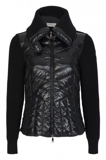 Moncler Cardigan Quilted Jacket