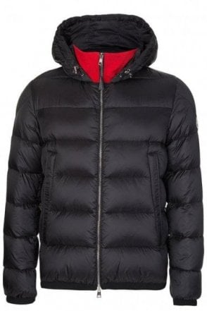 Moncler Clamart Jacket Black