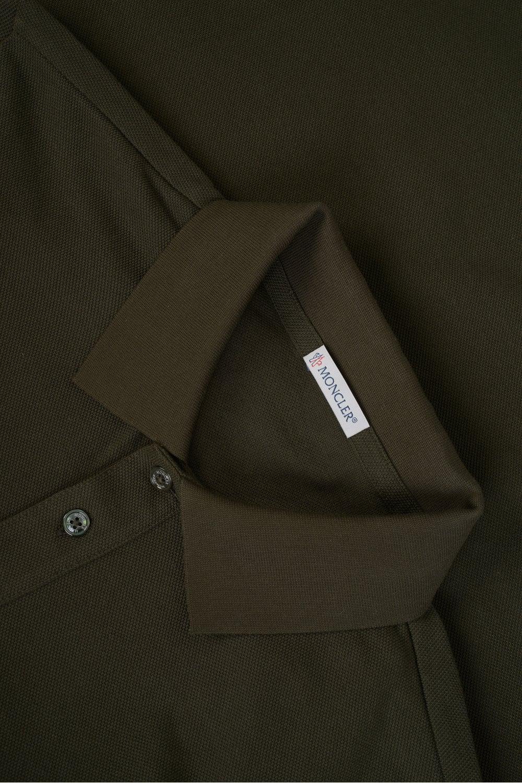 e0b5f1f16 MONCLER Moncler Classic Polo Shirt - MONCLER from Circle Fashion UK