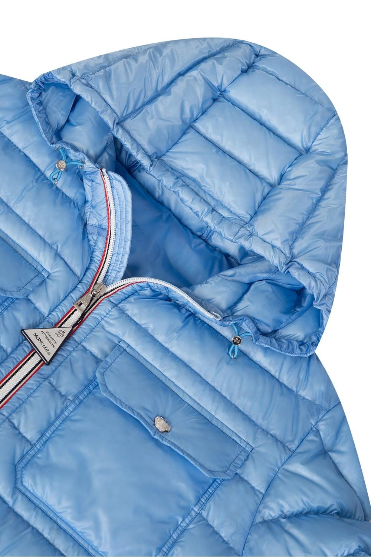 moncler sky blue jacket