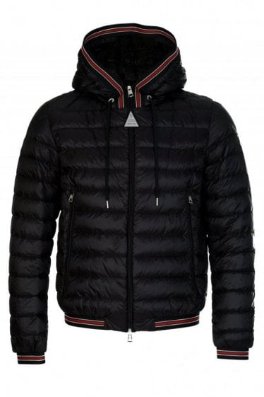 Moncler Eliot Jacket Black