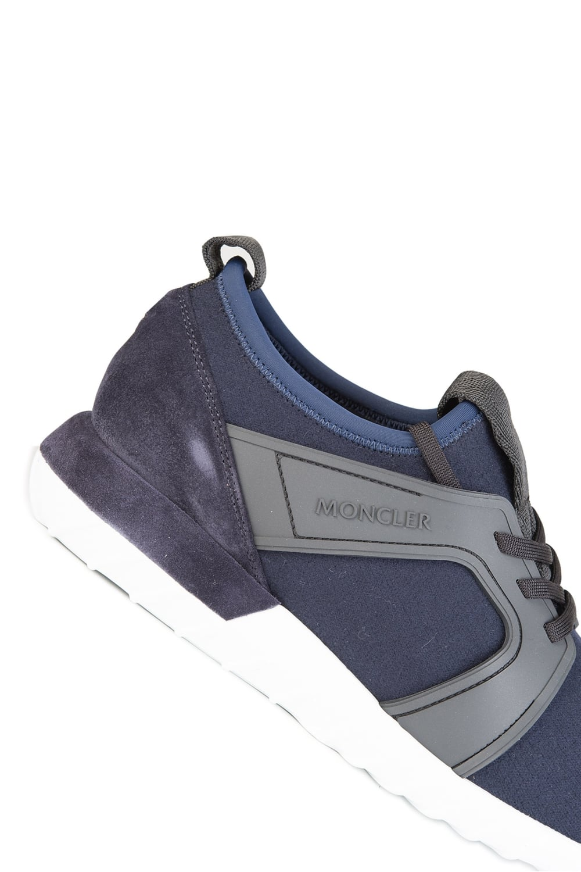 moncler emilien trainers blue