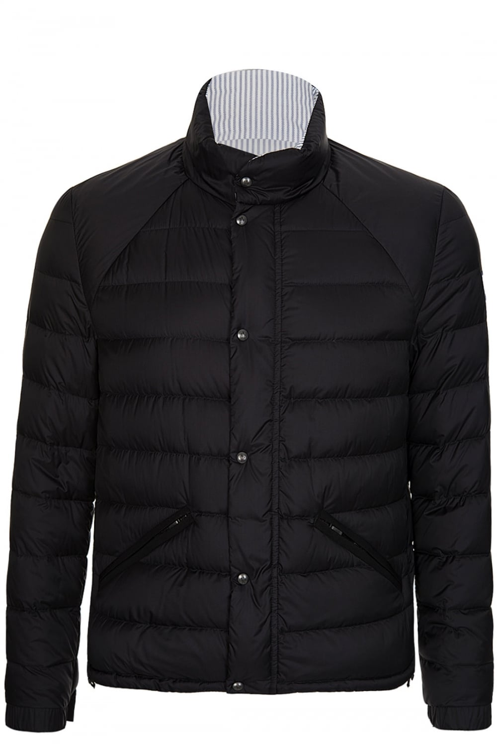 7a73667f02a MONCLER Moncler Gamme Bleu Down Jacket Black - Clothing from Circle ...