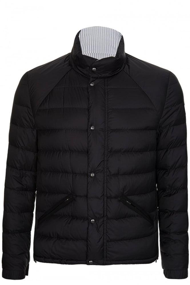 MONCLER Moncler Gamme Bleu Down Jacket Black