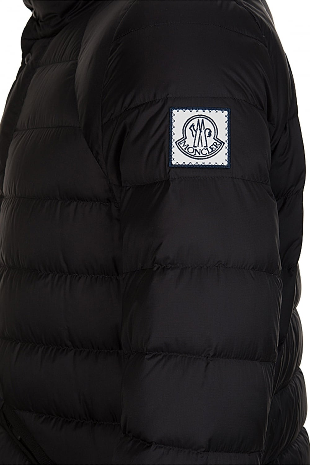 MONCLER Moncler Gamme Bleu Down Jacket Black - MONCLER from Circle Fashion UK
