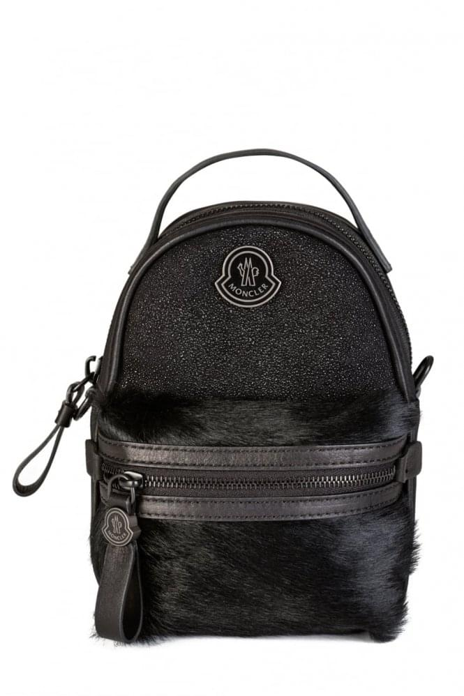 MONCLER Georgine Backpack Black