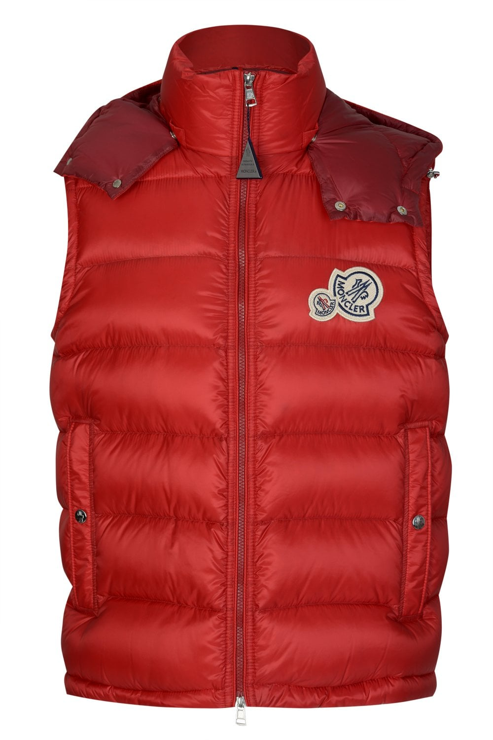 Moncler Moncler Gers Quilted Gilet Uncategorised From