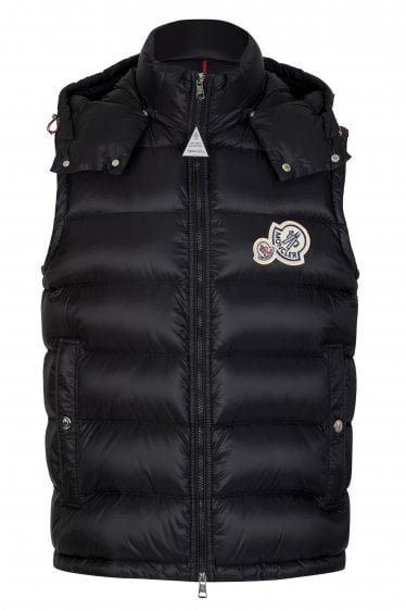 Moncler Gers Quilted Gilet