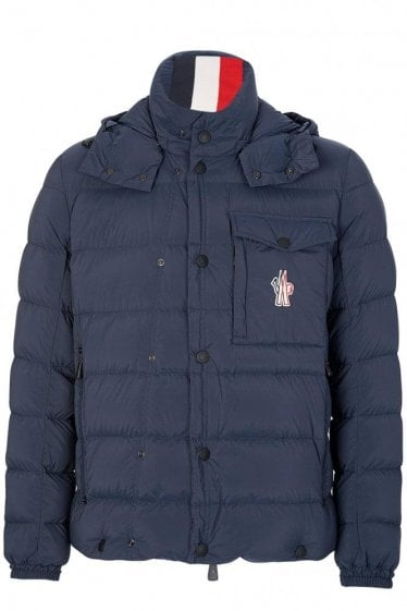 Moncler Grenoble Cooper Jacket Navy