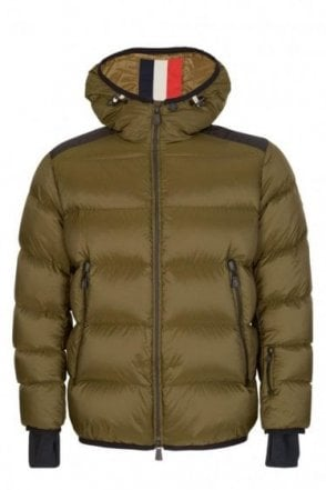 Moncler Grenoble Hintertux Jacket Green