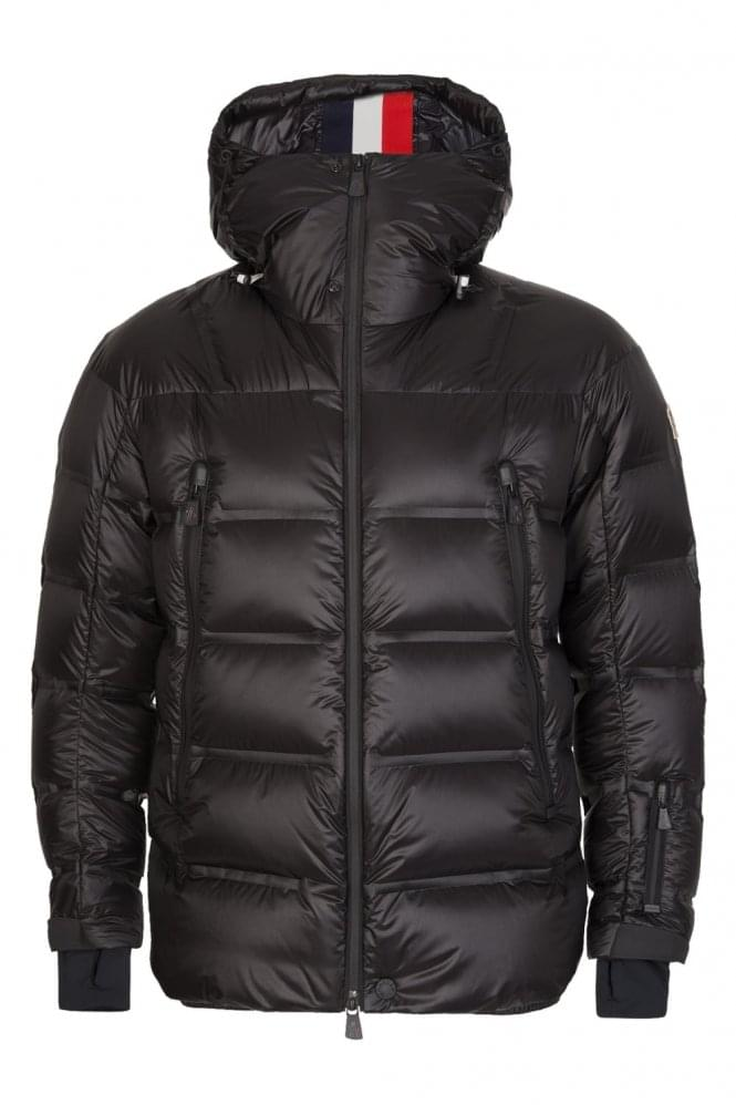 MONCLER Grenoble Sestriere Jacket Black