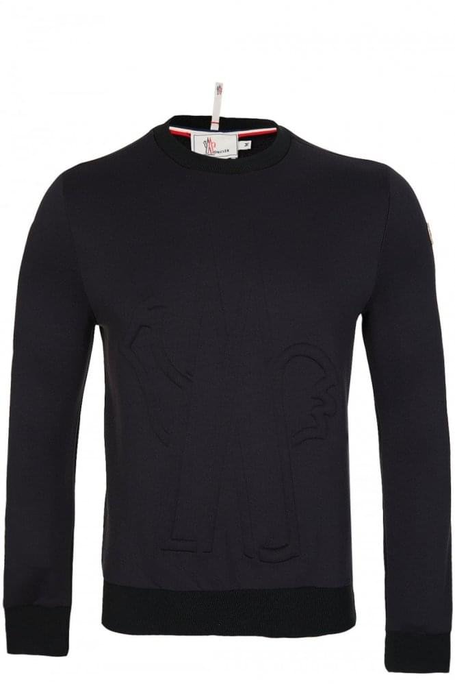 MONCLER Grenoble Super Soft Luxe Sweatshirt