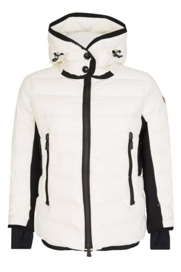 Moncler Grenoble Women's Lamoura Jacket White