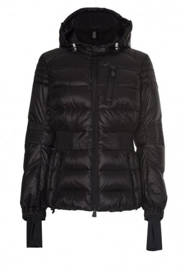 Moncler Grenoble Women's Roncevaux Padded Jacket Black