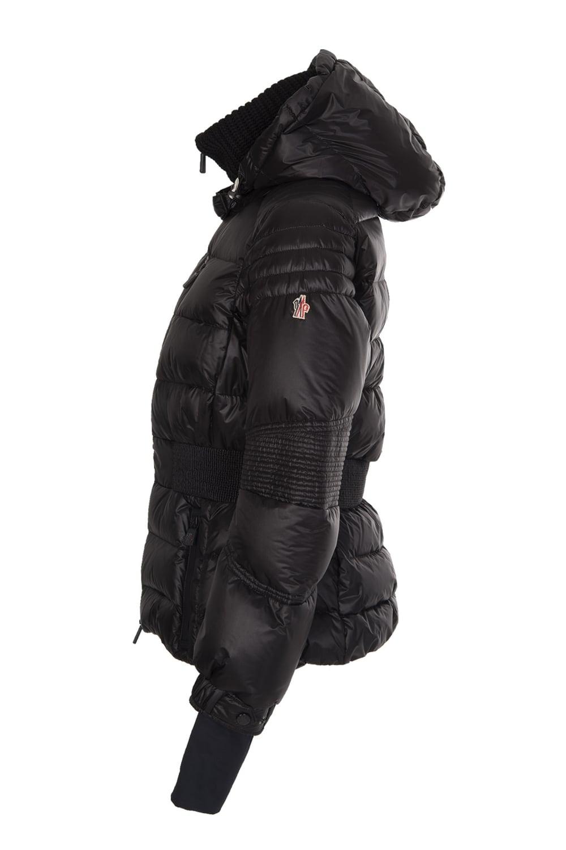 Moncler Grenoble Women S Roncevaux Padded Jacket Black