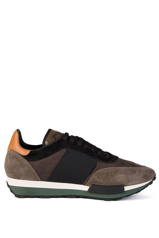 Moncler Horace Sneakers Khaki