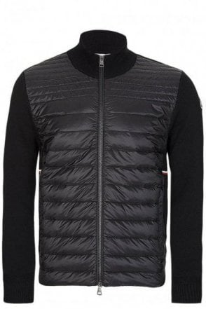 Moncler Light Quilted Core Zip Through
