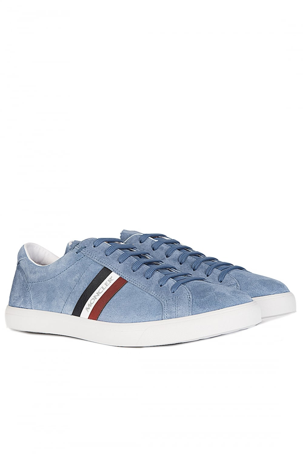 5680667a3dc21 MONCLER Moncler Monaco Blue Suede - Clothing from Circle Fashion UK