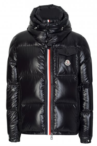 Moncler Montbeliard Quilted Hooded Jacket