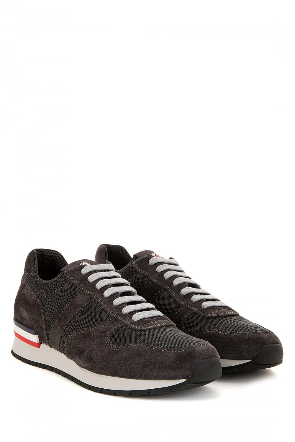 MONCLER Moncler Montego Grey Trainers