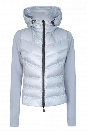 Moncler Nylon Front Womens Jacket