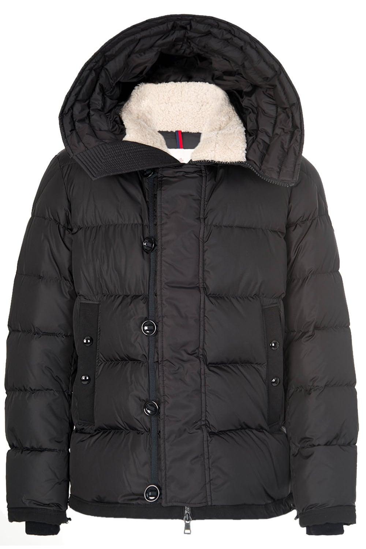 2c8a9c09c Pyrenees Shearling Coat Black